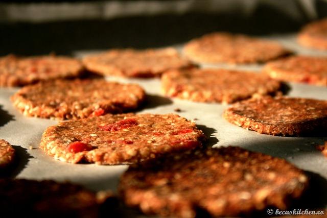 Biscuiti integrali de casa - mod de preparare 3